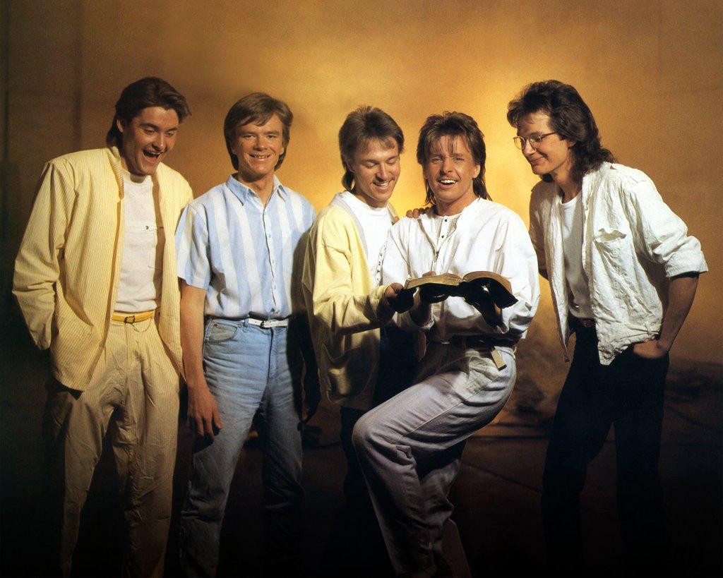 1986—88 Kokoonpano